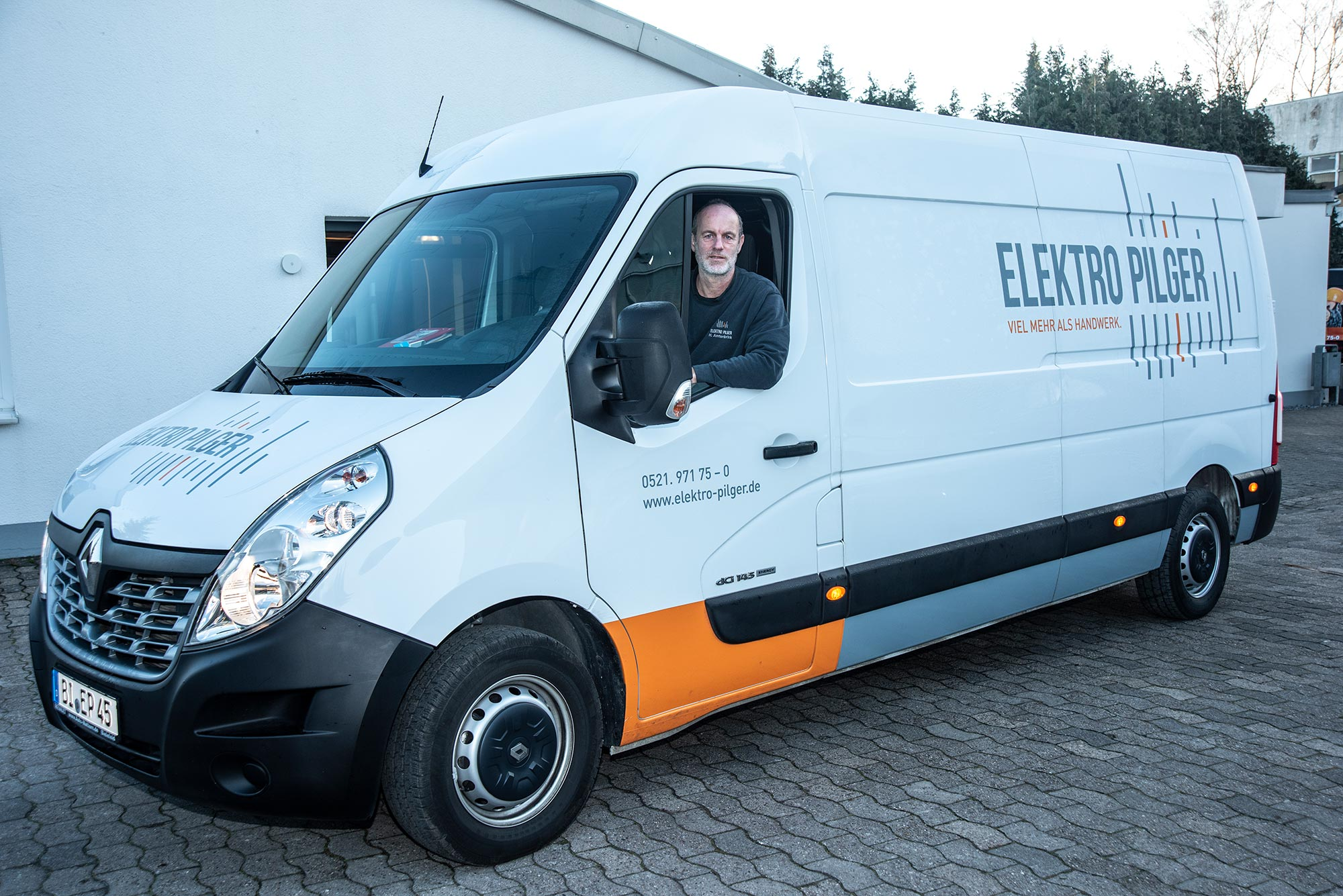Elektro Pilger Bielefeld - Kundendienst